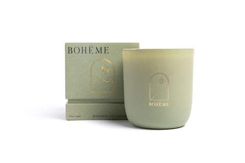 Green Asti Candle by Bohéme