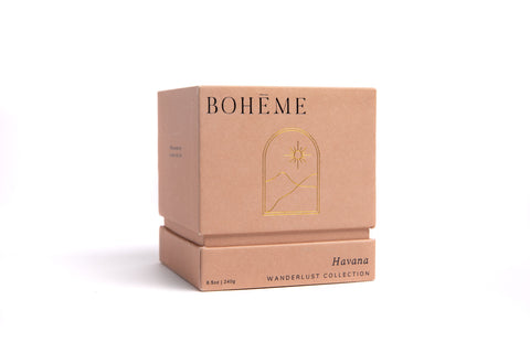 The Havana Candle by Bohéme Fragrances