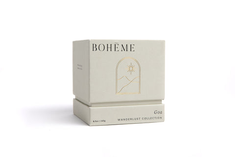 The Goa Candle by Bohéme Fragrances