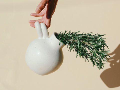 The Canal Vase by Salamat Ceramics