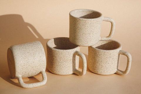Canyon Mugs by Salamat Ceramics