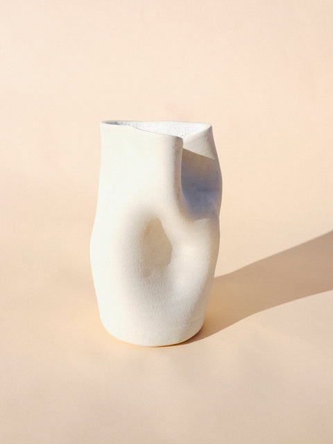 Caverns Vase by Salamat Ceramics