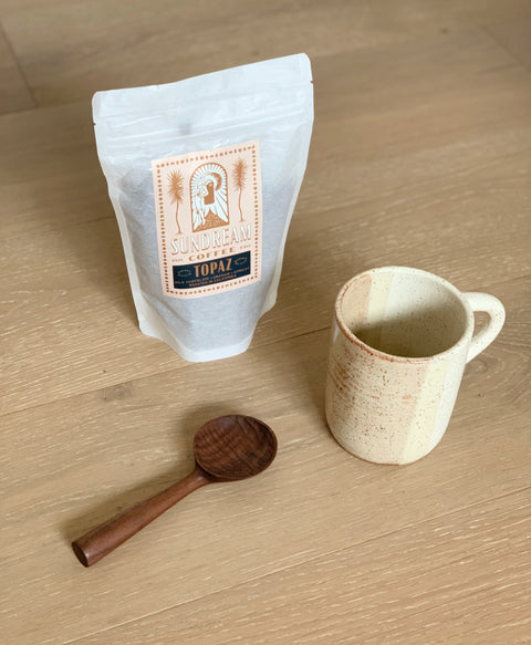 The Coffee Drinker Bundle - Sand Mug | H. SMITH