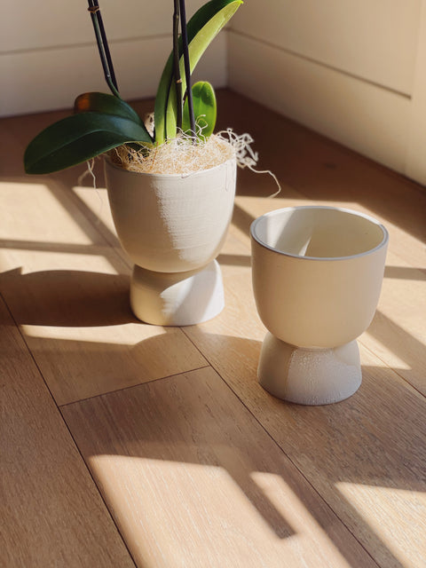 Highland Planters by Salamat Ceramics
