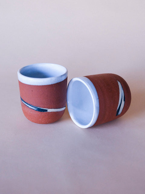 Narrows Tumblers by Salamat Ceramics