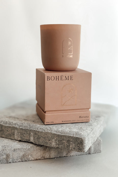 The Havana Candle by Bohéme