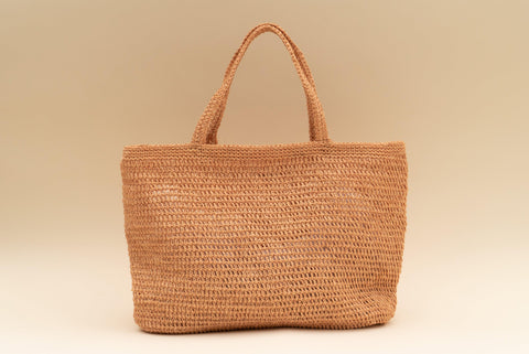 Riviera Tote in Guava by Someware