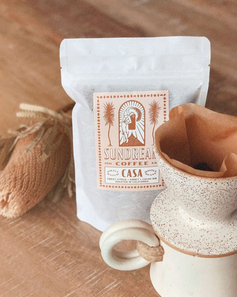 Casa Coffee Bag by Sundream Coffee