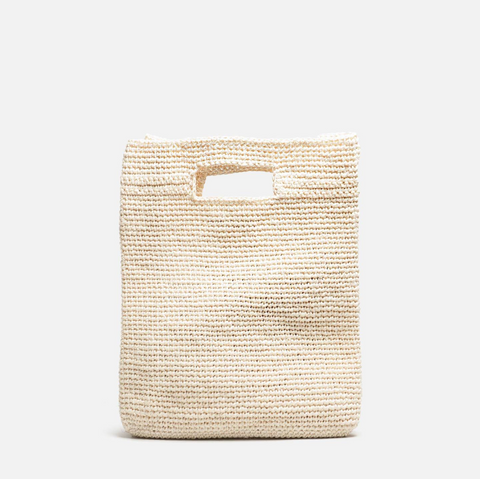 Provence Bag in Nude