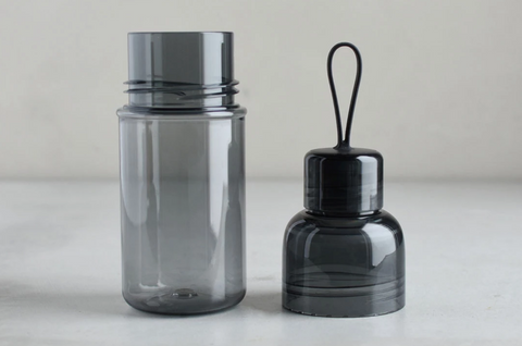 Workout Bottle by Kinto in Smoke