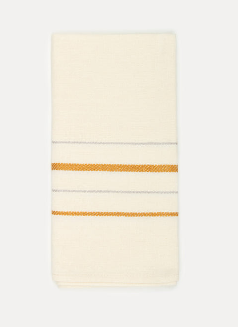 Simple Stripe Sand Napkins by Heather Taylor Home