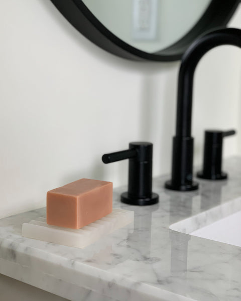 Sujeonggwa Soap in Bathroom | H. SMITH
