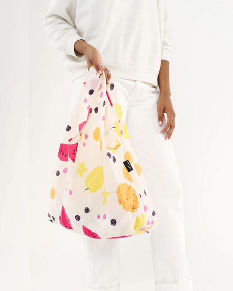 Summer Fruit Print by Plant Planet - Standard Baggu Bag