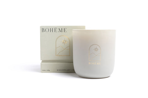 The Goa Candle by Bohéme