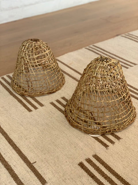 Chilote Open Weave Lampshades