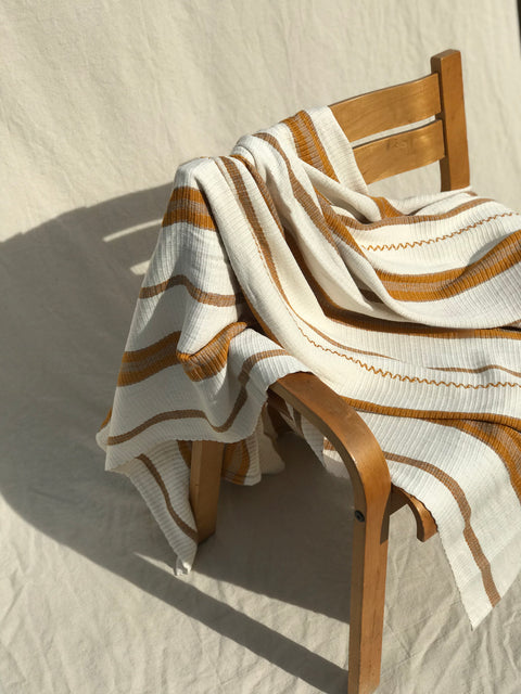 Marigold Goldenrod Super Soft Throw Blanket