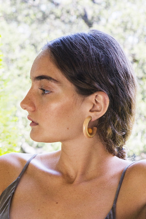 El Sol Earrings by Sophie Monet