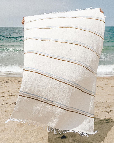Sunday Throw blanket by Sundream Coffee | H. SMITH