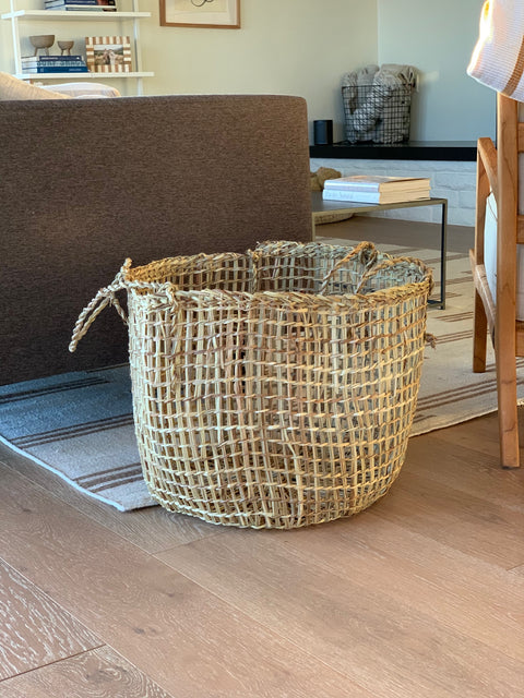 Medium Woven Chilote Basket