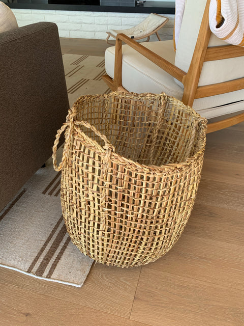 Large Woven Chilote Basket