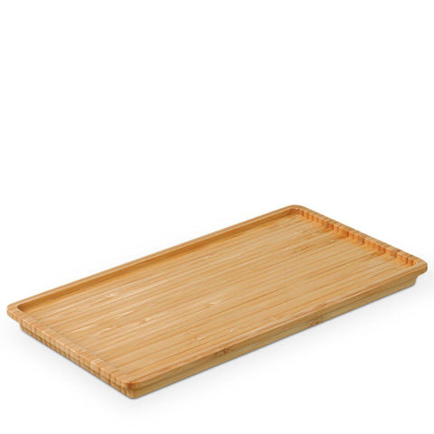 Leaves to Tea Bamboo Tray by Kinto | H. SMITH