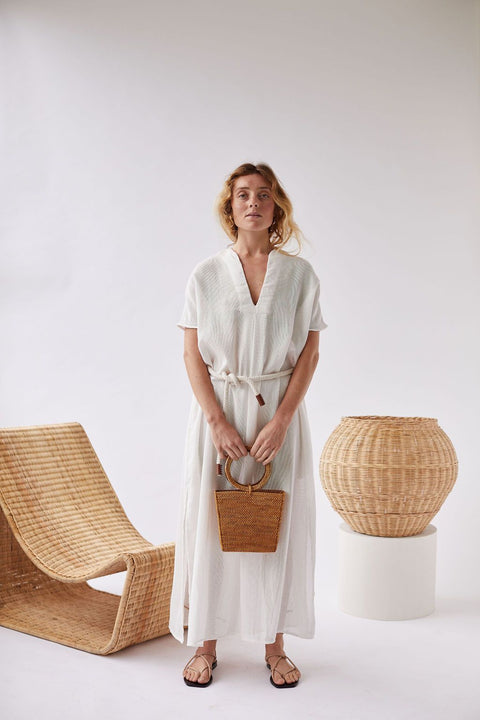 The Maxi Kaftan Dress by WORN