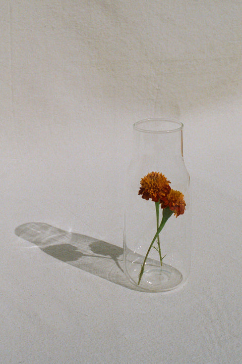 Large Glass Bottlit Canister by Kinto | H. SMITH