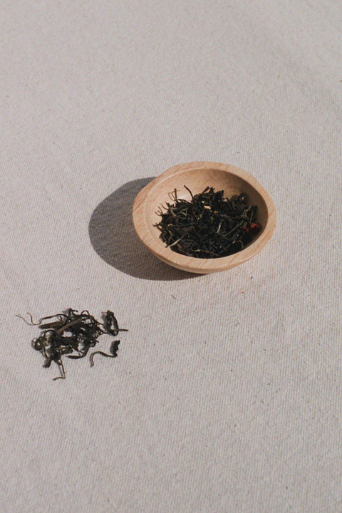 Yin Hao Jasmine Green Tea by Leaves and Flowers | H. SMITH