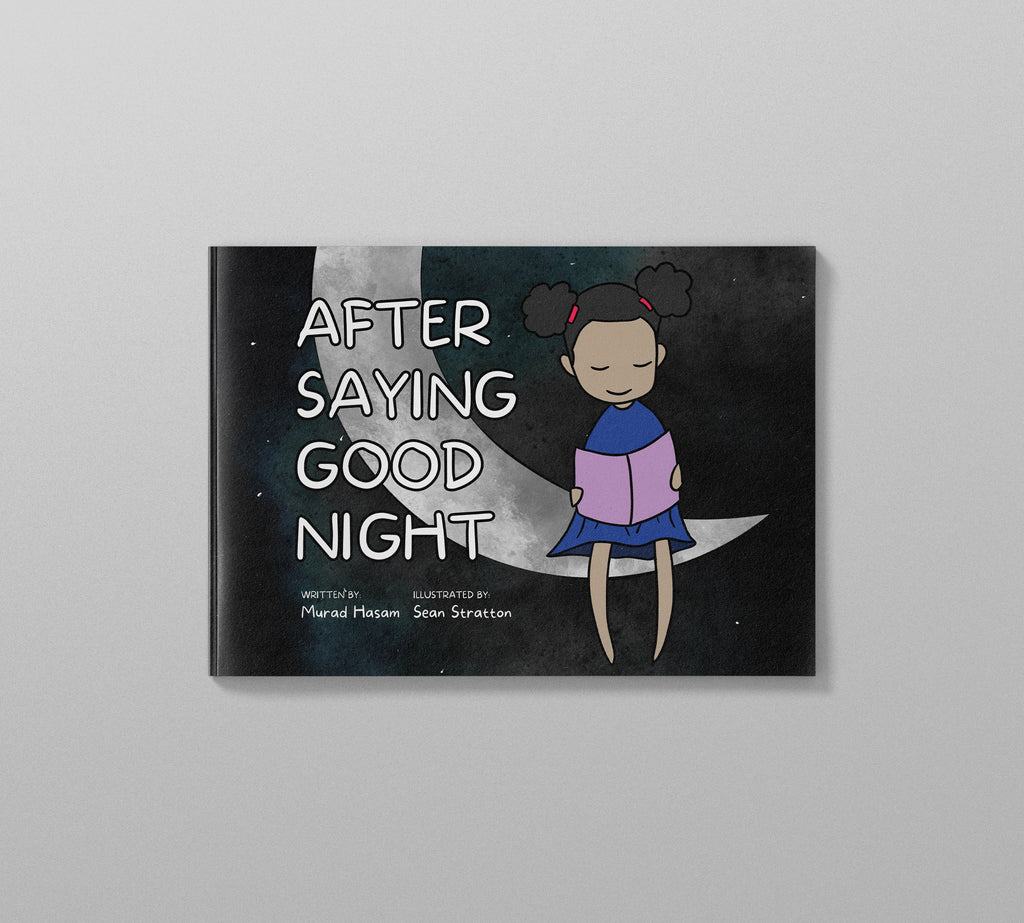 After Saying Goodnight - Paperback