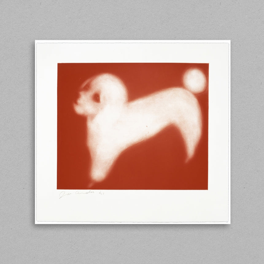 Small Dog (Red)
