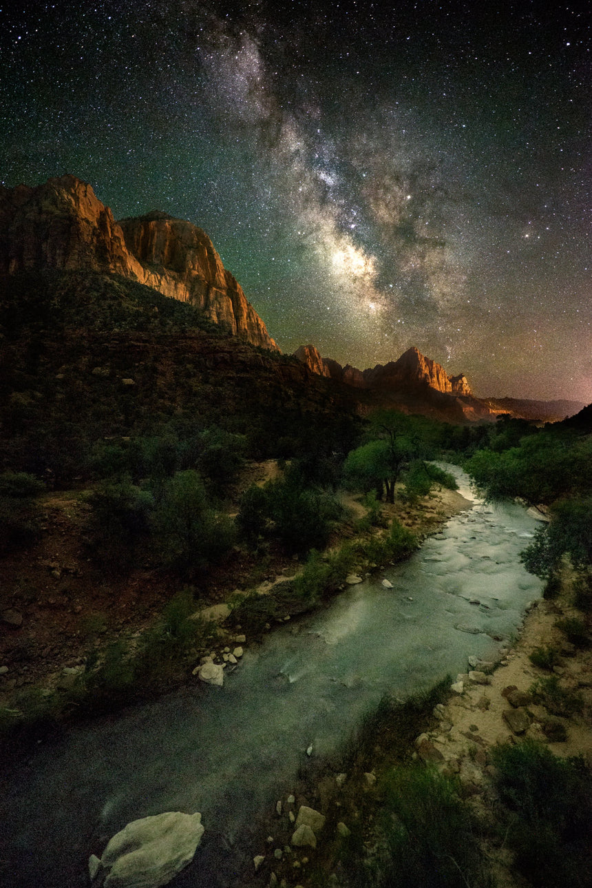 The Watchman by Nate Polta