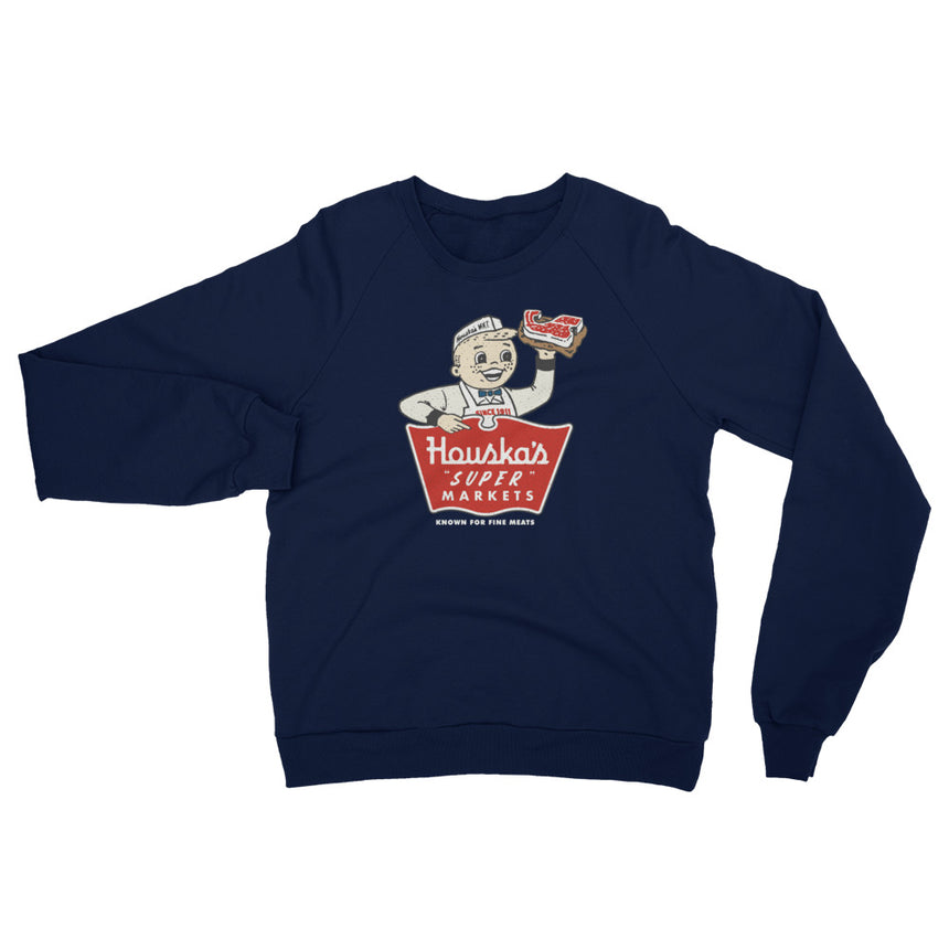 "Houska's ""Super"" Markets Unisex Sweatshirt"