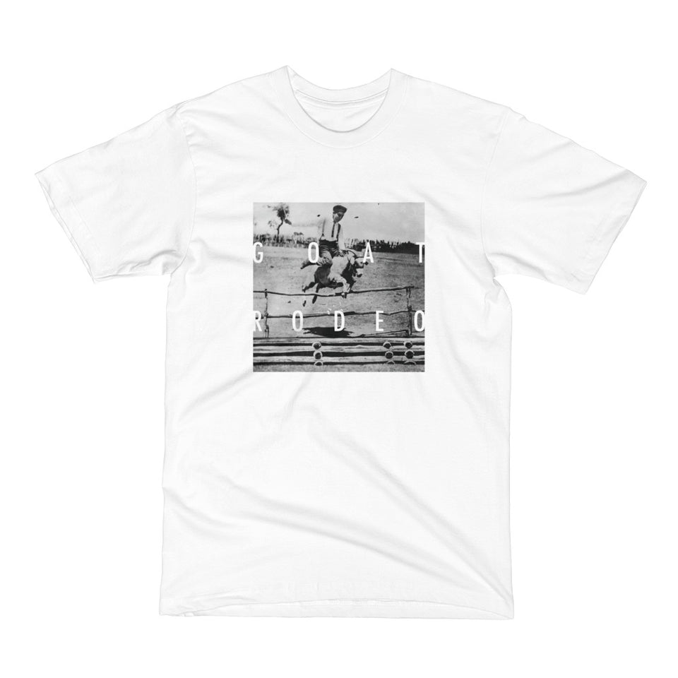 GOAT RODEO Graphic Tee