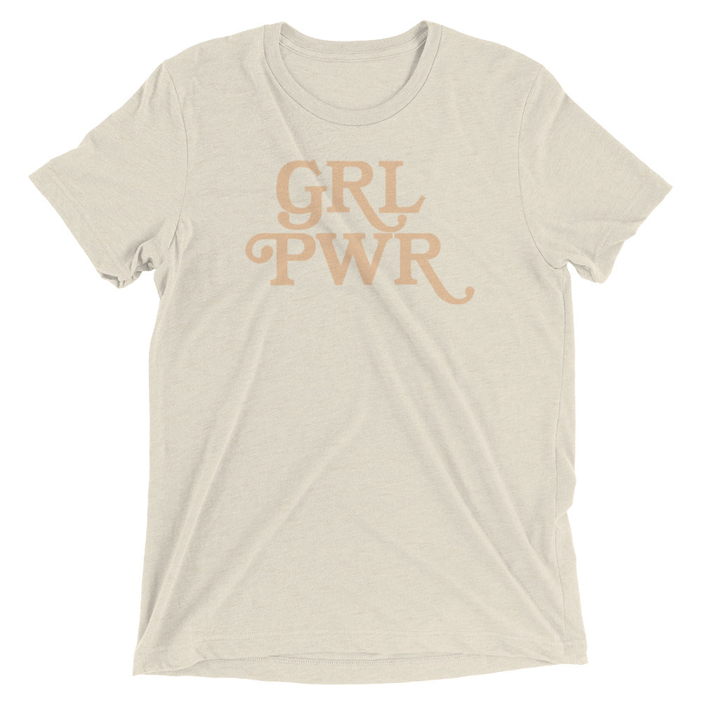 GRL PWR by Andrea Bosnak - Tee (4 Colors)