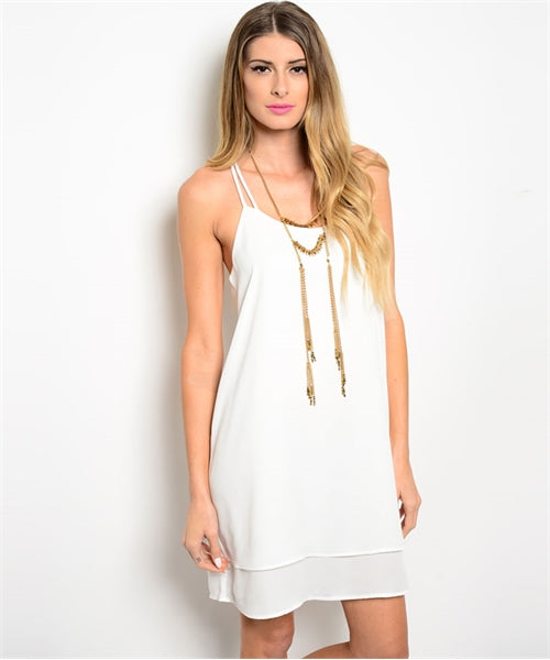 TWO LAYER DRESS
