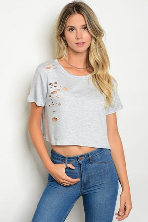 LOVE FRANCES CROP