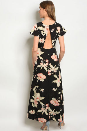 TIFFANY FLORAL DRESS