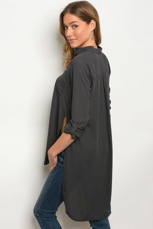 SHERRY CHARCOAL TOP