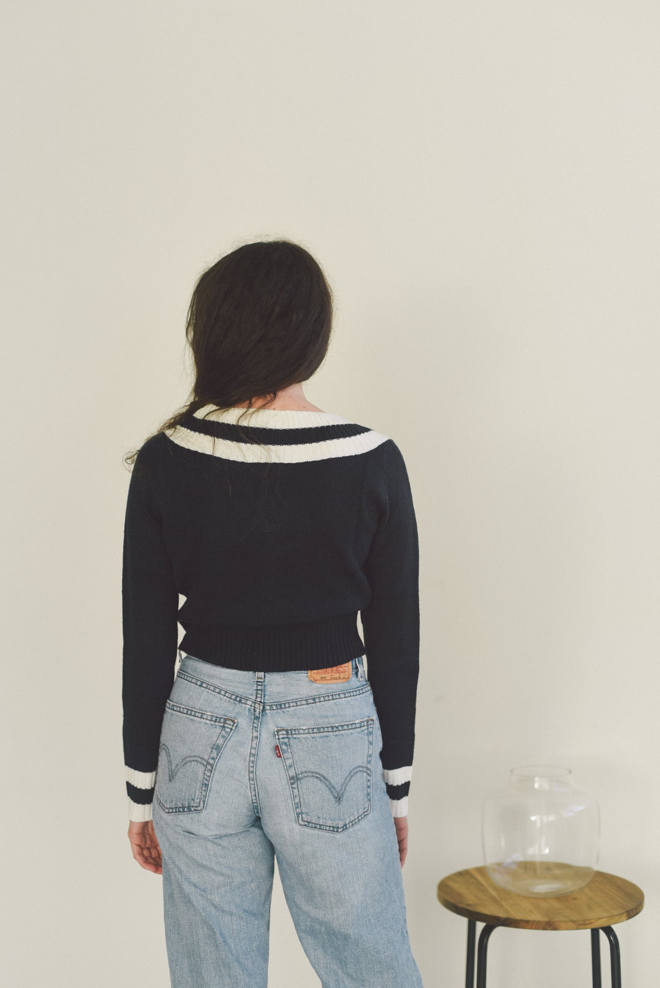 WHAT KNIT TAKES SWEATER