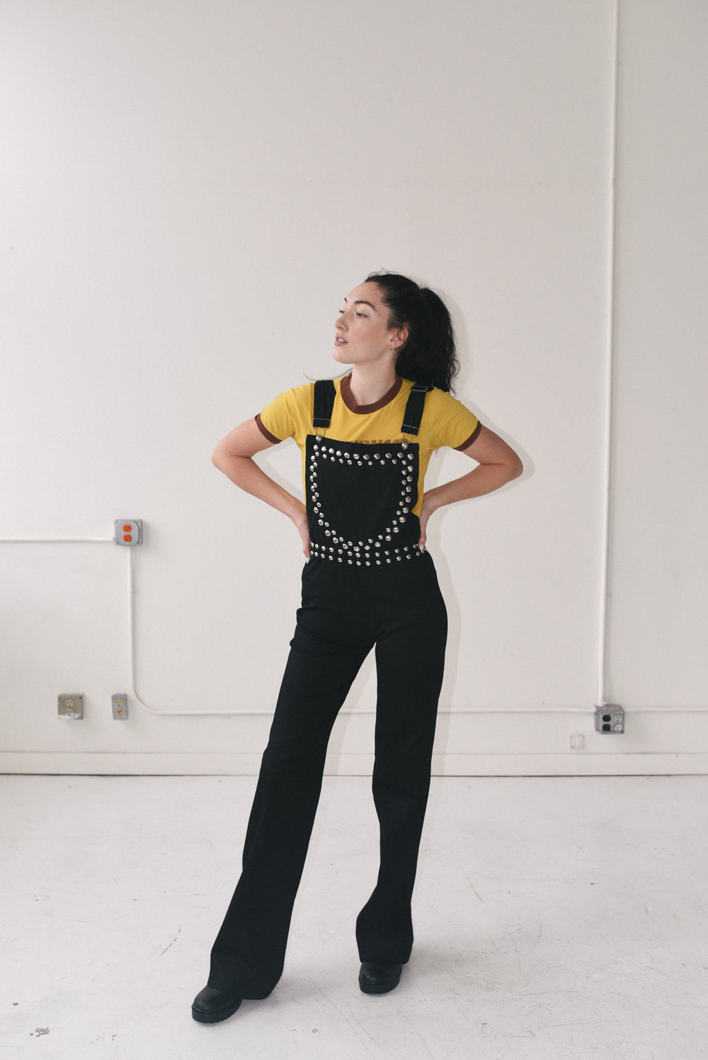 SHOP THE CREATURES ELECTRIC FUZZ OVERALLS