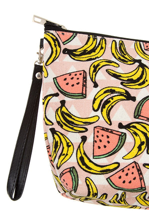 MEDIUM BE MY WATERMELON BANANA BAG