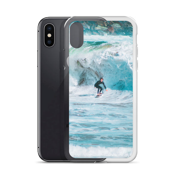 Pitted iPhone Case