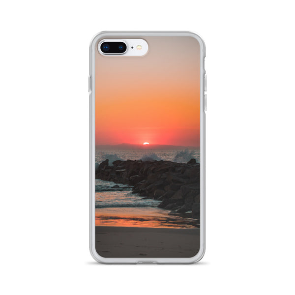 Golden Hour iPhone Case