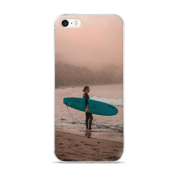 Overcast Sessions iPhone Case