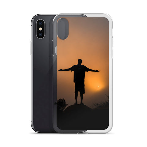 Malibu Glory iPhone Case