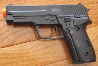 2124 Spring Airsoft Pistol SIG P226 Style