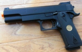 P169B. P169 Spring 1911 pistol black color by Double Eagle