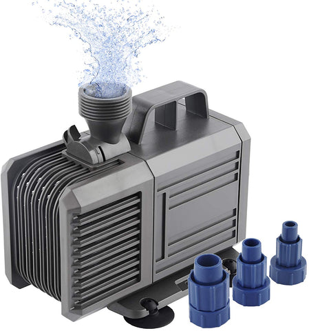 Submersible Water Pump for Aquaponics