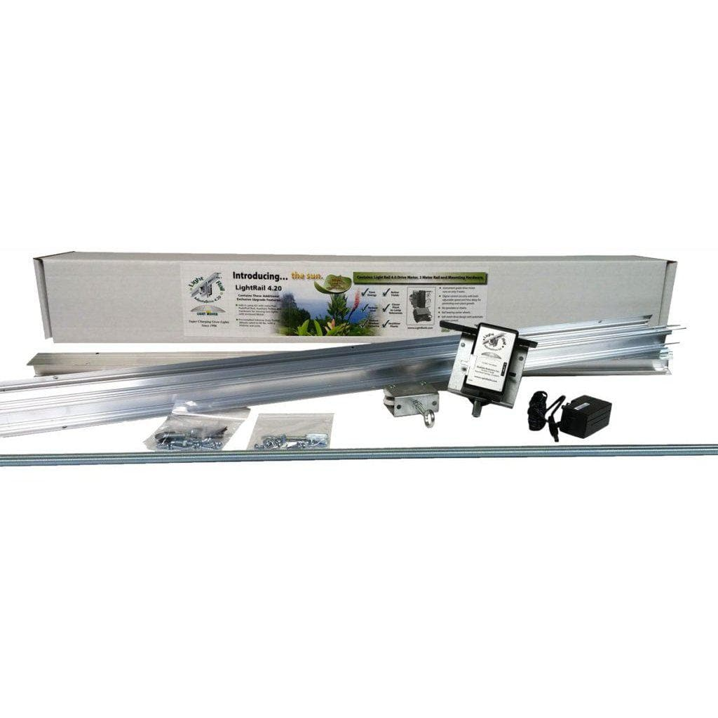 LightRail 4.20 AdjustaDrive w/ Add a Lamp Kit - Aquaponics For Life