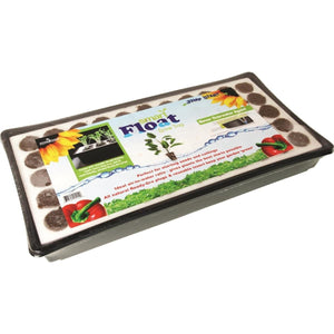 Smart Float Grow Tray with Plugs - Aquaponics For Life